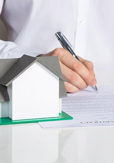 contrat habitation